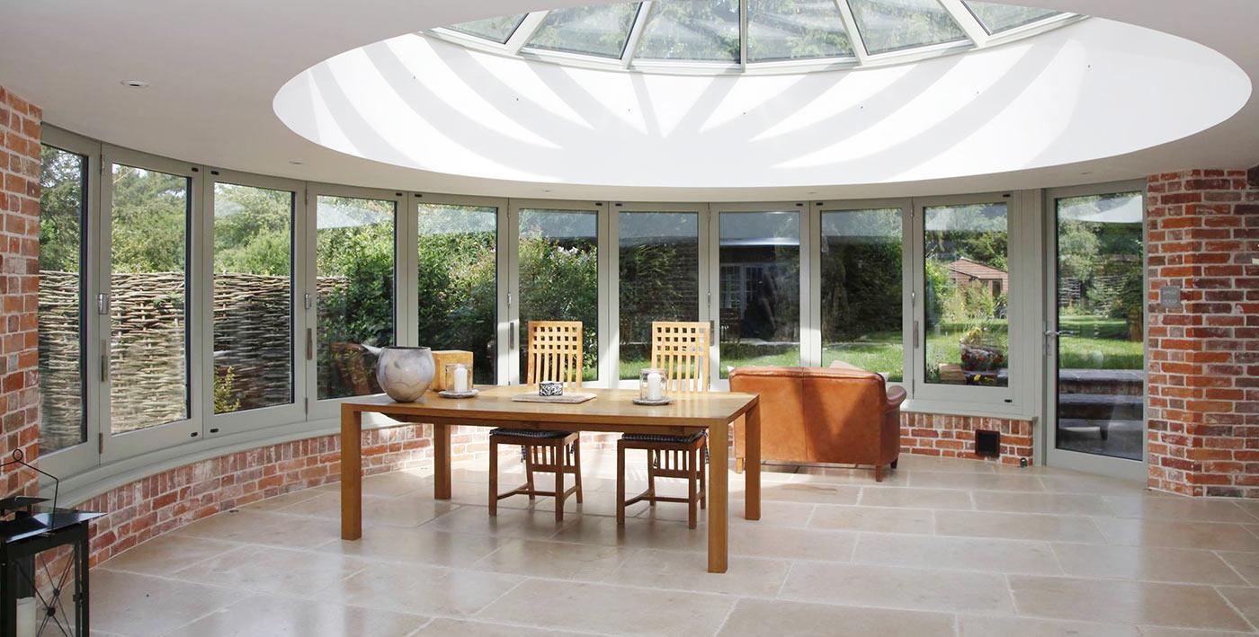 Bespoke Joinery: Windows, Doors, Bifold & Curved Folding